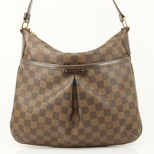 Auth Louis Vuitton Bloomsbury Pm Damier #2140L65